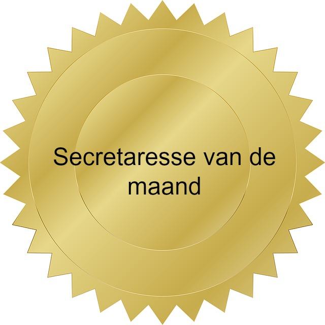 Secretaresse van de maand