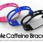 armband met caffeine