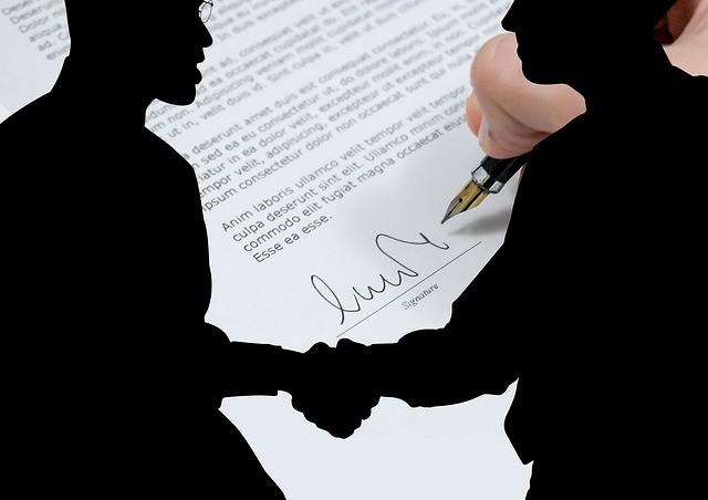 zzp-contract tekenen
