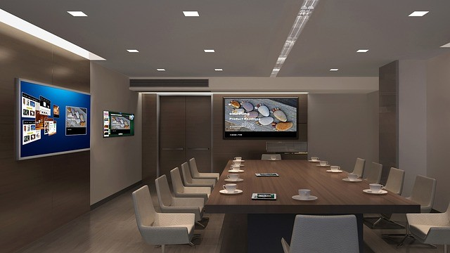 vergaderzaal