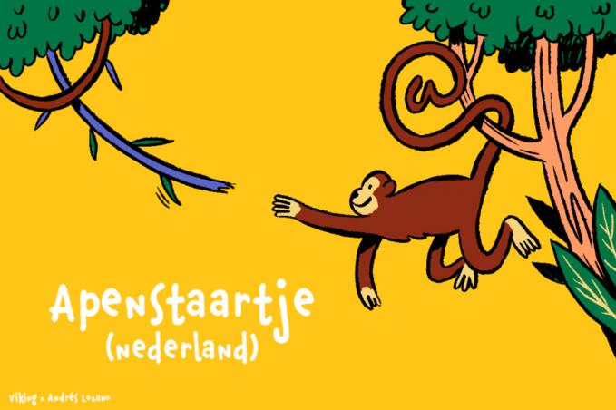 Apenstaartje Nederland