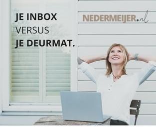 inbox versus deurmat