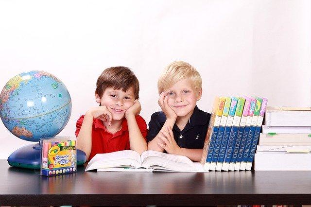 thuiswerk met kids ontspan