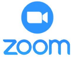 Een online meeting opzetten met Zoom