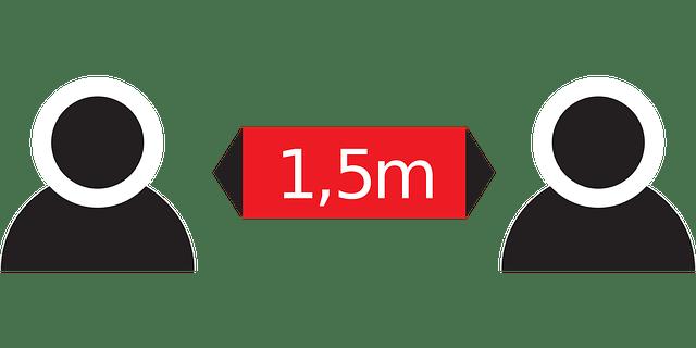 1,5 meter economie