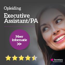 Executive assistant opleiding