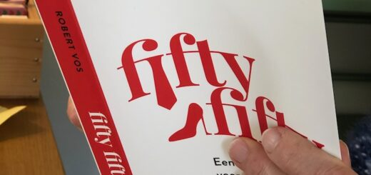 Boek Fifty Fifty